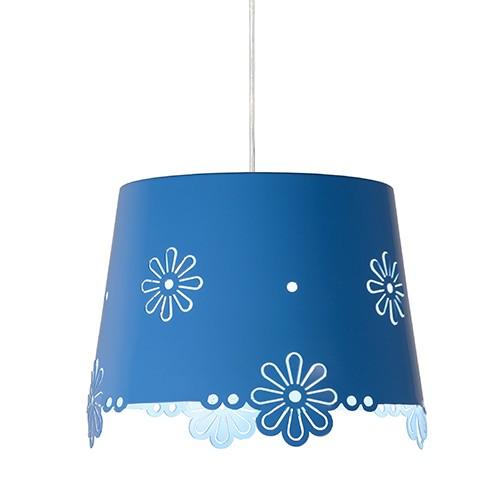 **Deborah hanglamp blauw kinderkamer