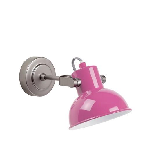 *Roze wandlamp Wimpy meisjeskamer
