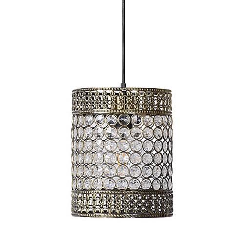 Orientaalse hanglamp Byzantium brons
