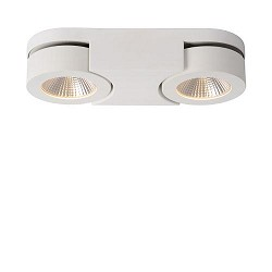 Moderne LED plafondlamp wit woonkamer