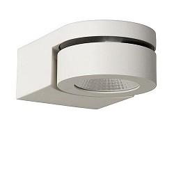 **Spot wandlamp LED wit verstelbaar