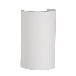 Moderne wandlamp hoogwaardig gips halve koker