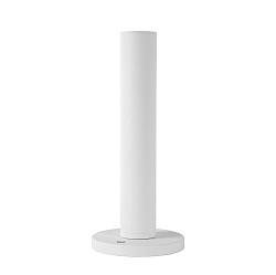 **Moderne LED tafellamp wit en dimbaar
