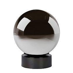 **Trendy glazen tafellamp smokey