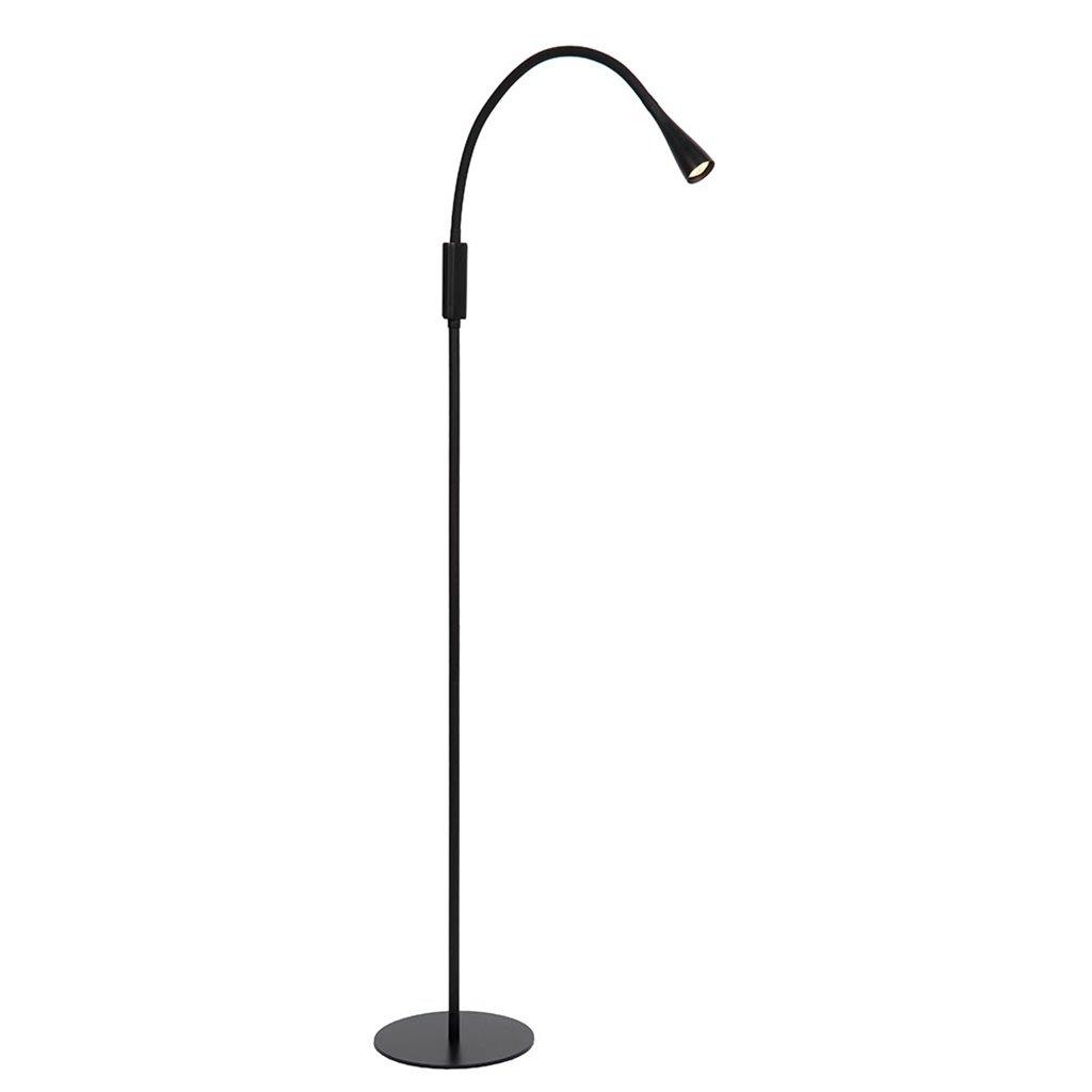 Moderne leeslamp flexibel met dimbaar LED