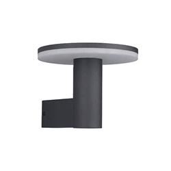 Buiten wandlamp met geïntegreerd LED