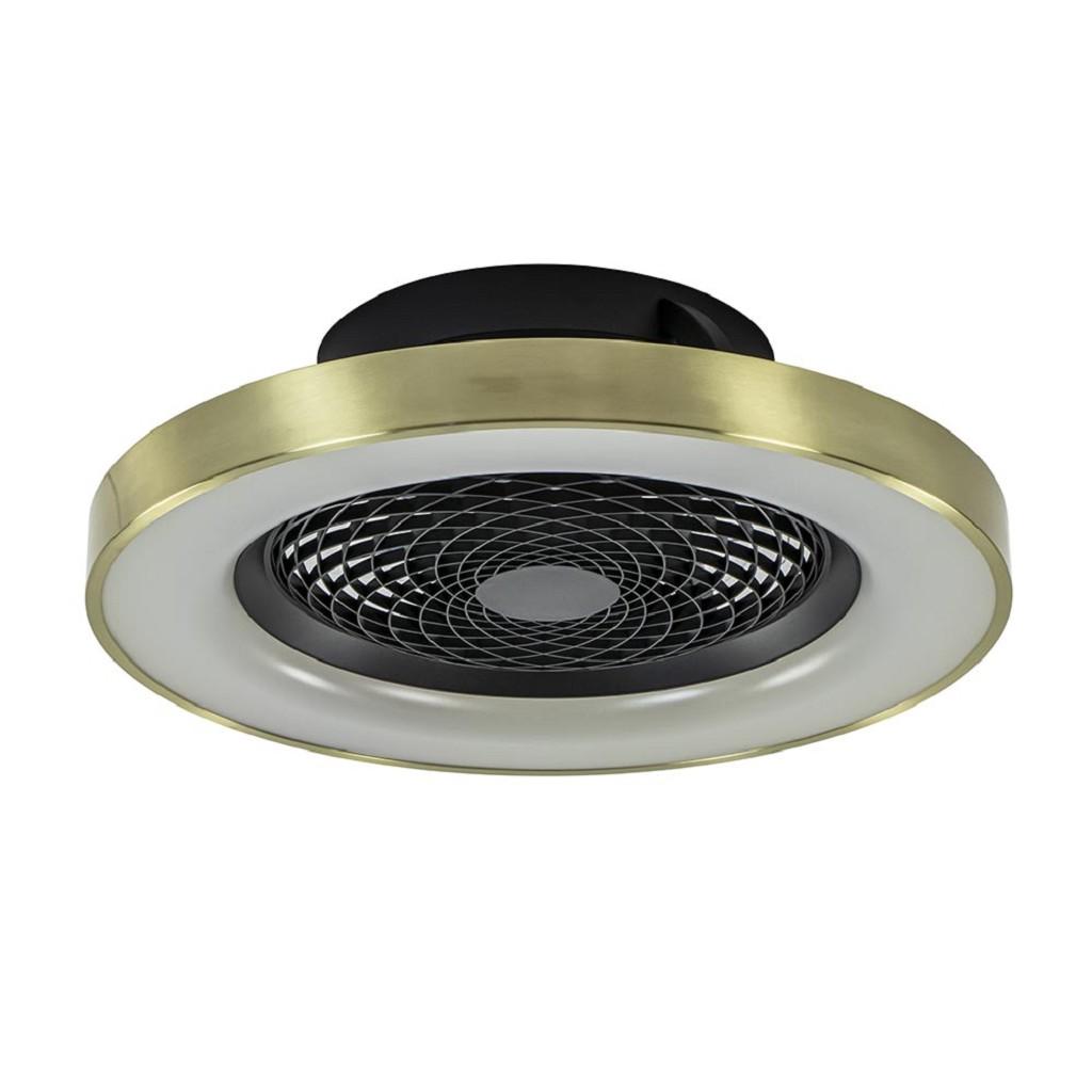 Design ventilator incl. geïntegreerd LED en Bluetooth