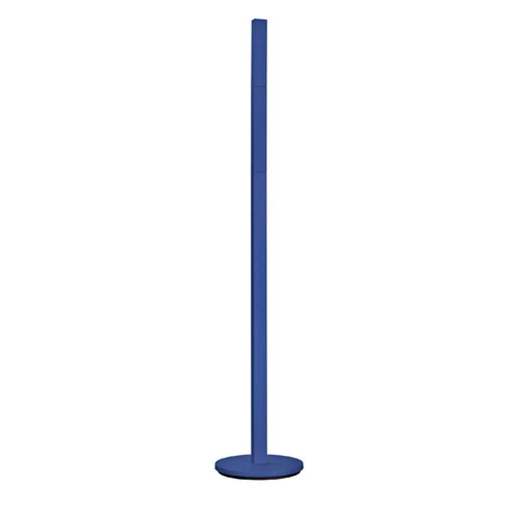 Vloerlamp Nick Knack blauw verstelbaar