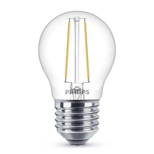 LED classic 25W E27 helder glas warm wit