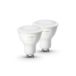 Philips Hue gu10 2-pack white ambiance