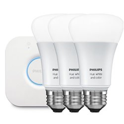 Philips HueWCA 9W A60 E27 3set sw*2 EUR
