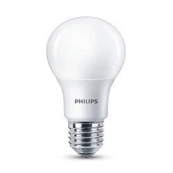*Philips LED 8,5W=60W E27 dimbaar