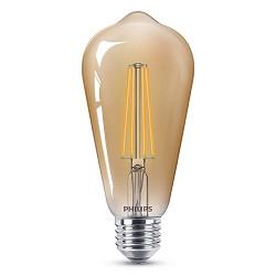 Vintage LED 50W ST64 E27 dimbaar