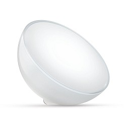 Philips Hue white and color ambiance go portable light met Bluetooth
