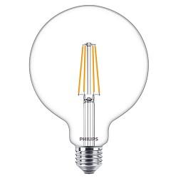 LED Classic 60W G120 E27 dimbaar helder