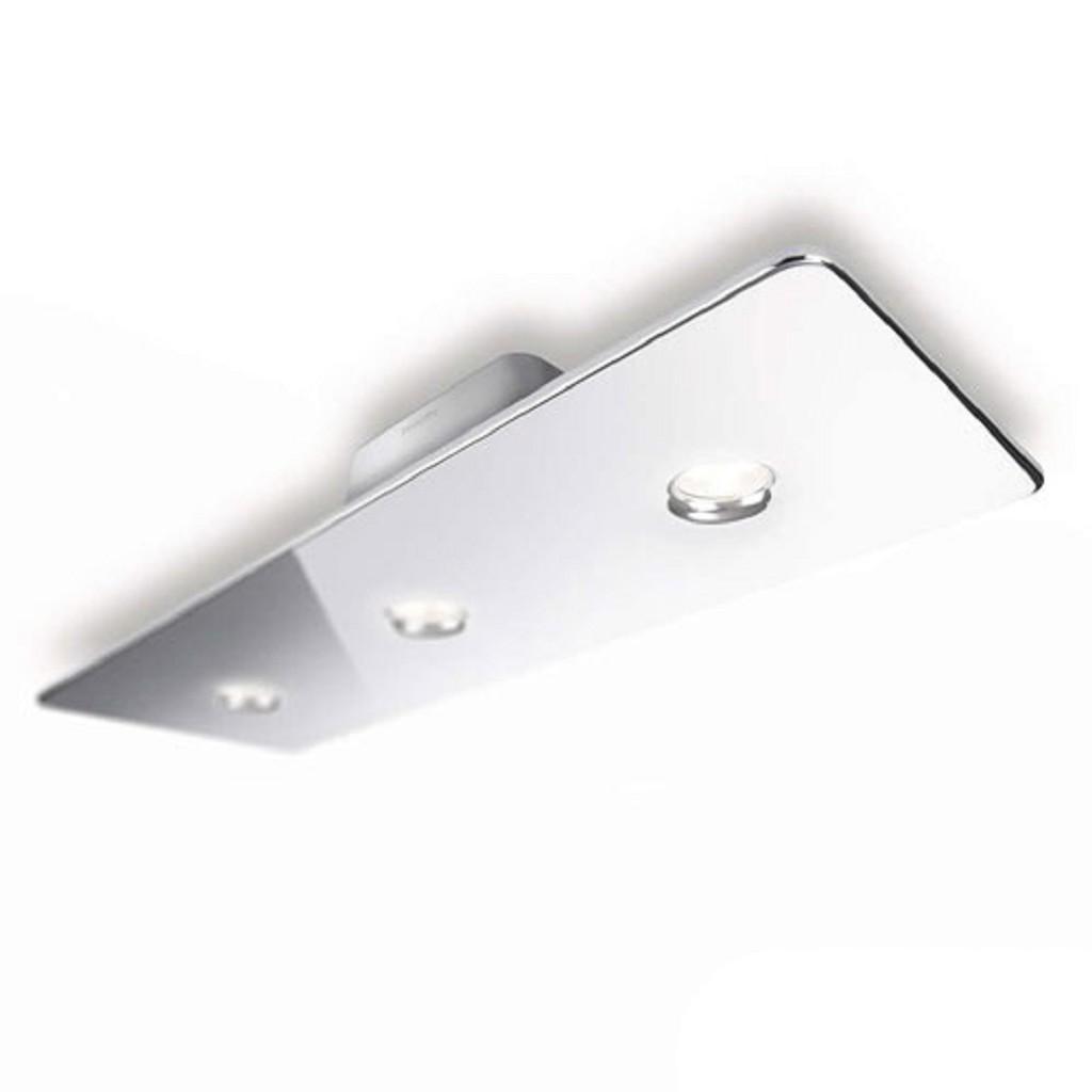 Plafondlamp Ledino LED chroom Philips