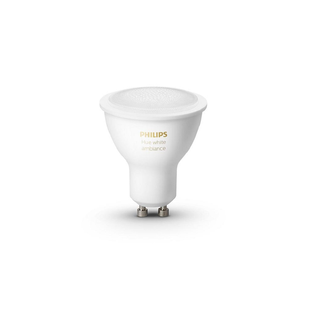 Philips Hue white ambiance GU10 lamp Bluetooth