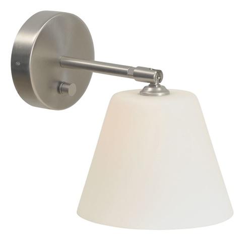 Wandlamp Calabro nikkel