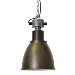 Industriele stoere hanglamp keuken/kam