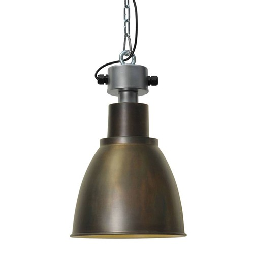 Industriele stoere hanglamp keuken/kamer