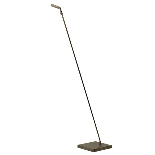 ** Klassieke leeslamp LED brons Denia