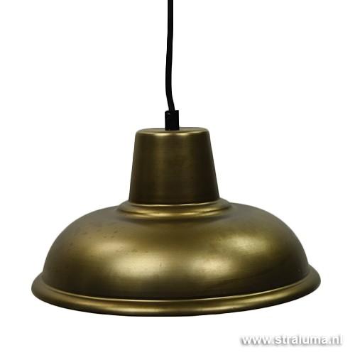 industrià le hanglamp zwart voor eettafel straluma