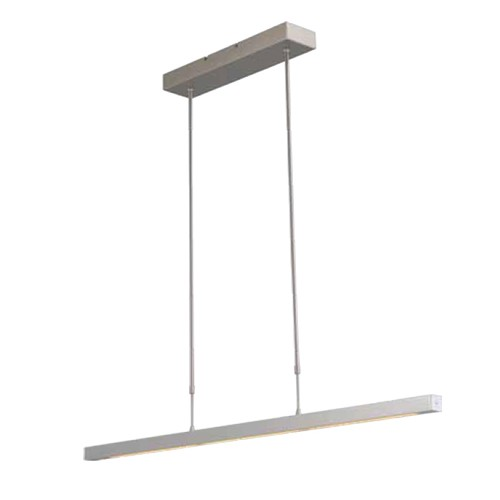 **Hanglamp alu 1mtr up+down incl.dim