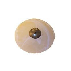 Klassieke plafondlamp Bolzano bruin