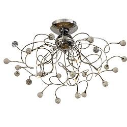 **Romantische decoratieve plafondlamp