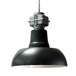 **Stoere industriele hanglamp  groot