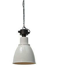 *Industriele sfeervolle hanglamp keuken