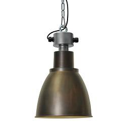 *Industriele stoere hanglamp keuken/kam
