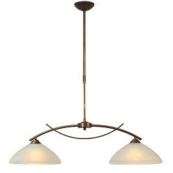 ** Klassieke hanglamp Latina eettafel