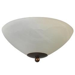 **Klassieke plafondlamp Latina bruin