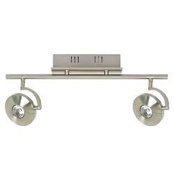 **Plafondspot LED staal verstelbaar