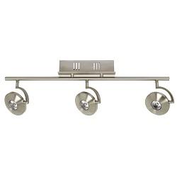 **LED spot staal 3-lichts verstelbaar