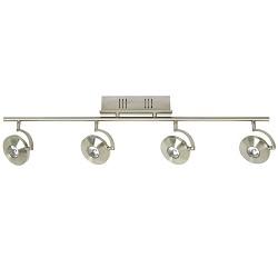 **Verstelbare LED spot balk met 4 spots