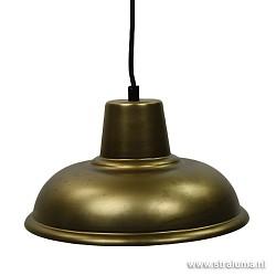Stoere moderne wandlamp zwart frame straluma for Kleine industriele hanglamp