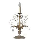 **Romantische tafellamp Moskow  pegels