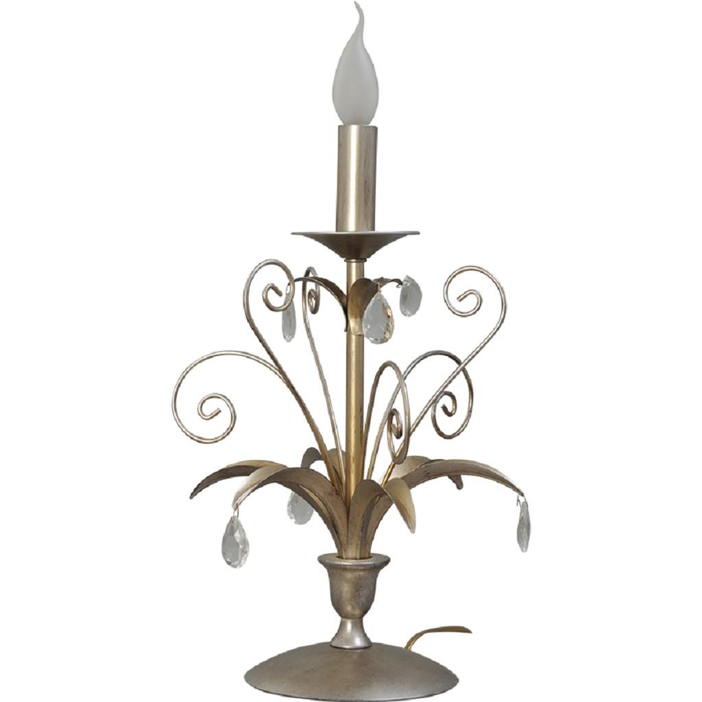 Romantische tafellamp Moskow  pegels