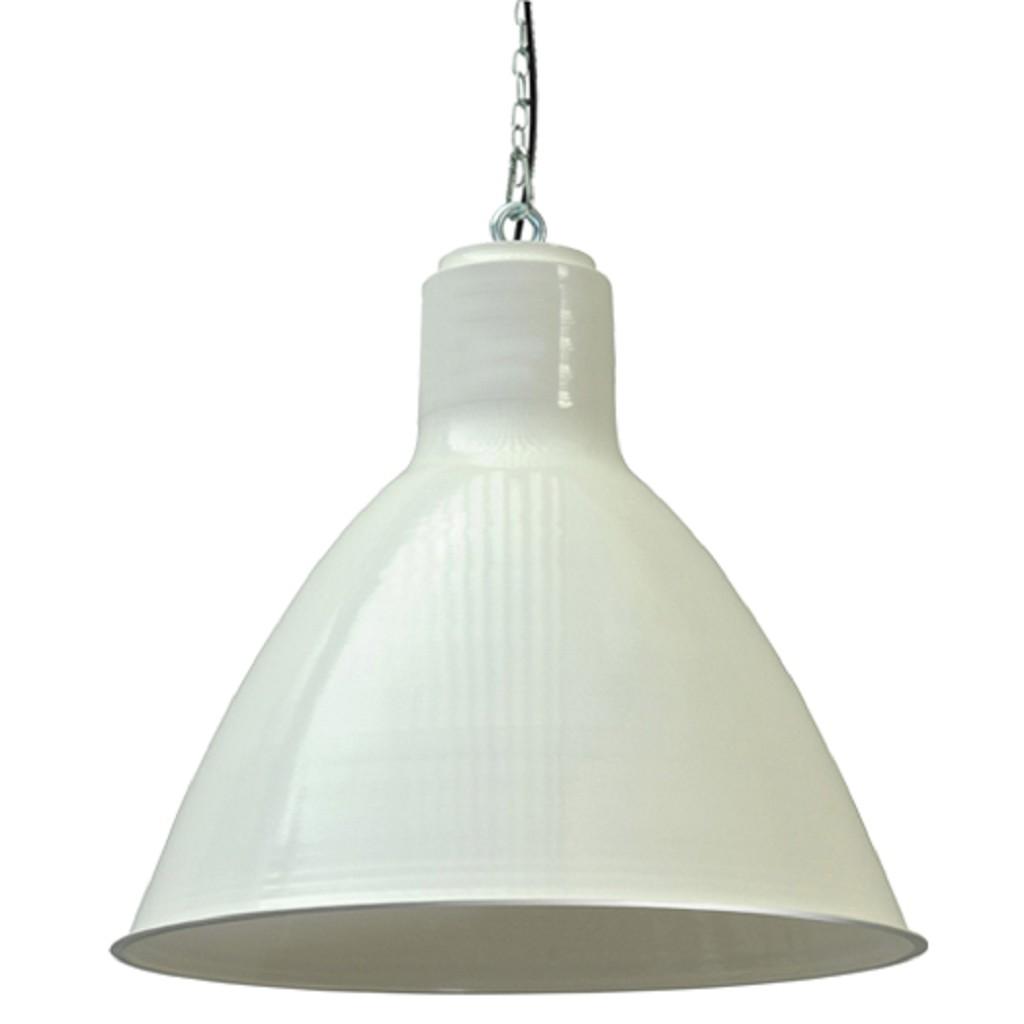 Romantische landelijke hanglamp koepel