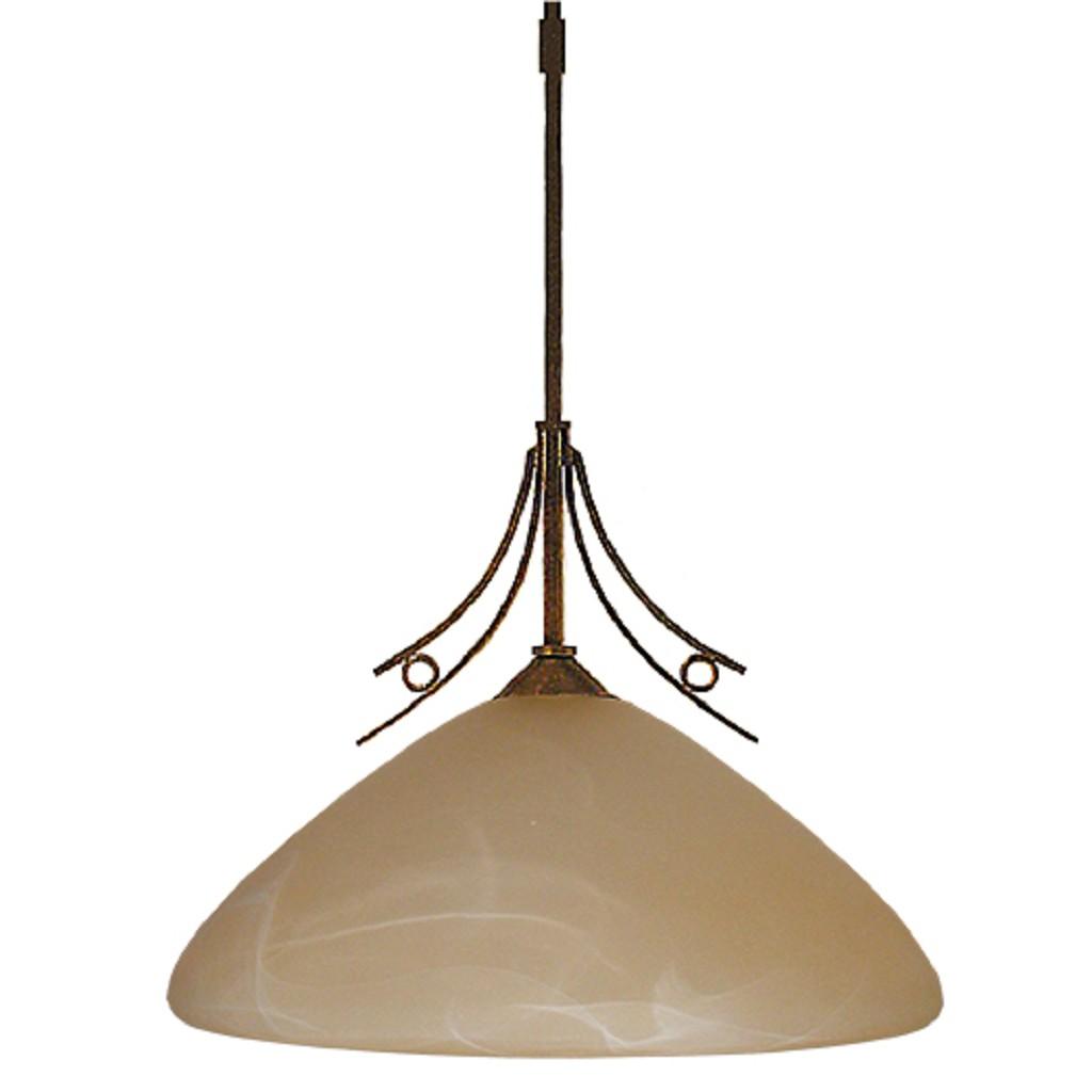 Hanglamp Bolzano smeedijzer klassiek