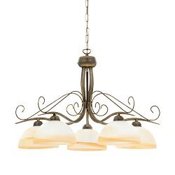 *Klassieke eettafel hanglamp rond