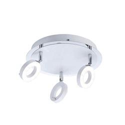 Badkamerlamp plafond LED verstelb wit