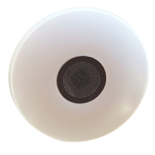 *LED Badkamerlamp plafonnière muziek