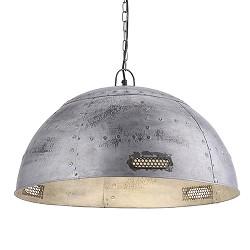 Samia hanglamp vintage grijs 60 cm