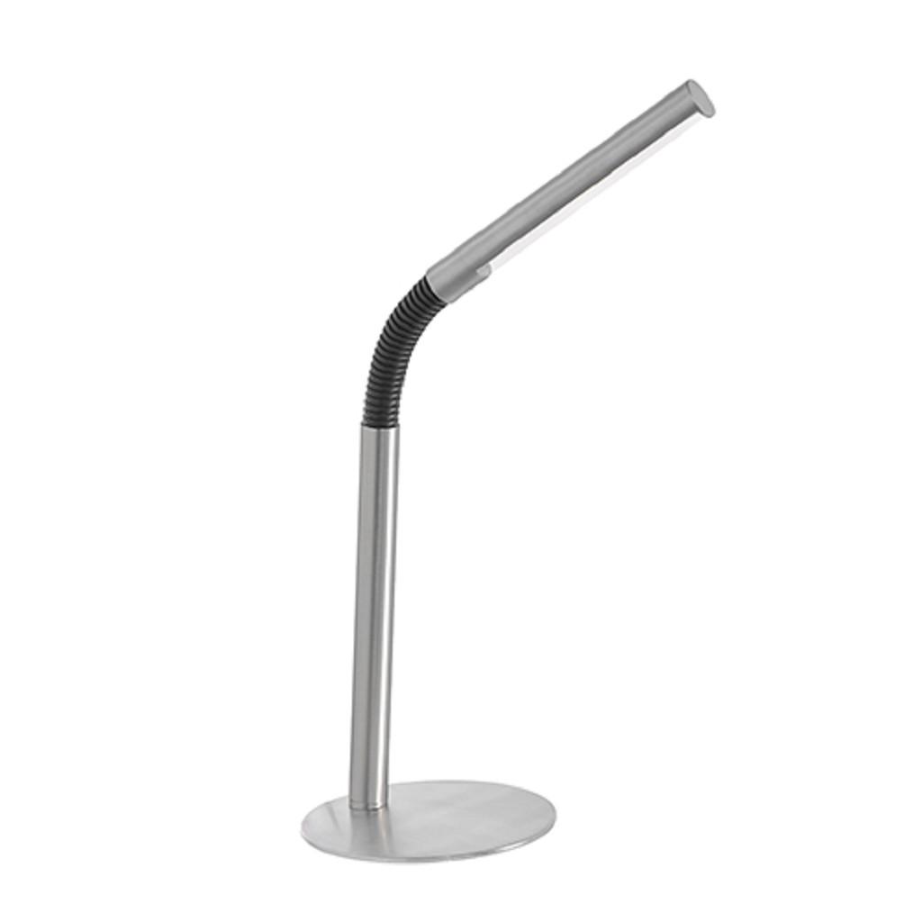 Burolamp / leeslamp LED staal werkkamer