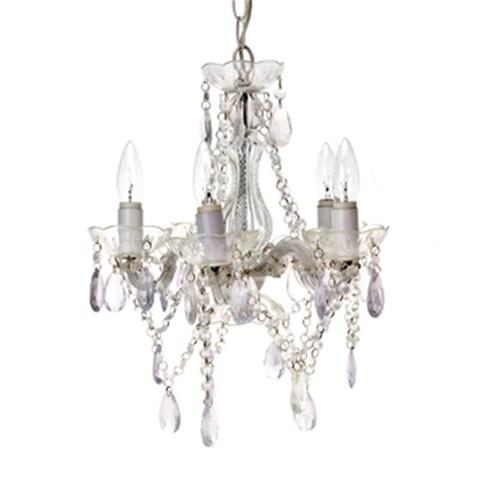 Romantische kristallen glazen kroon