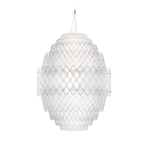 Grote italiaans design vide hanglamp