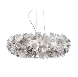 Grote italiaanse design hanglamp rond